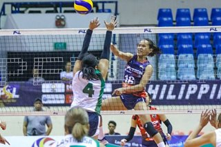 PSL: Rondina shines, Petron dismantles Sta. Lucia for 8th straight win
