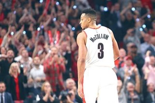 NBA: Trail Blazers reportedly agree on NBA extension with McCollum