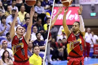 PBA: Cabagnot-Ross chemistry in full display in San Miguel's Game 2 win
