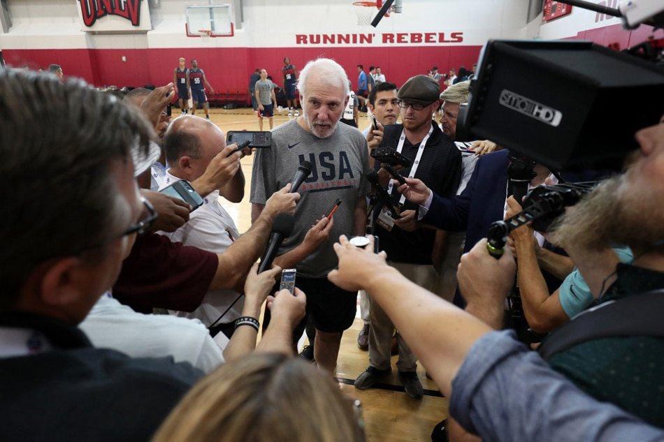 Popovich to Team USA: Love each other