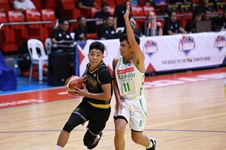 PBA D-League: Fontanilla helps St. Clare clinch playoff sport
