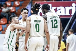 NCAA 95: CSB returns to form ahead of duel with Letran to end Round 1