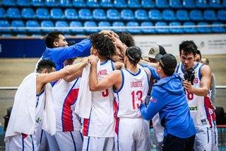 Gilas Pilipinas team leaders ahead of FIBA World Cup