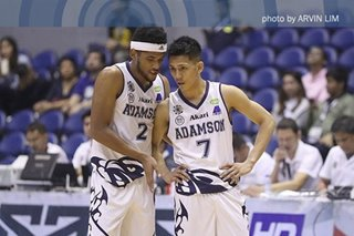 UAAP Preview: Jerrick Ahanmisi leads young Adamson group