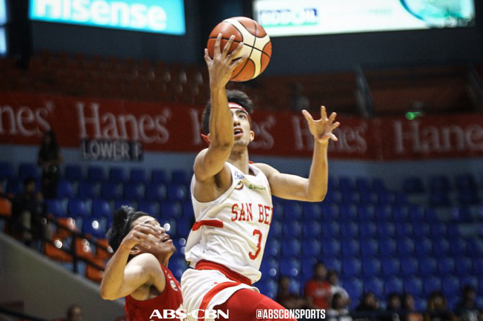 NCAA: San Beda reinforces dominance with 22nd straight victory vs EAC - ABS-CBN News