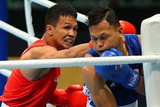 Boxing: As pro, Charly Suarez rejoins PH team eyeing SEA Games, Olympic glory