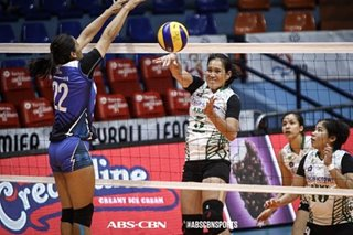 PVL: Lady Troopers roll to second straight win