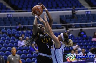 UAAP: Irebu explodes for 33 as UST crushes Ateneo in women's basketball