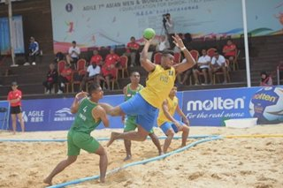 PH Beach Handball team to hold training camp in Hungary