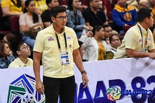 UAAP: UST accepts Aldin Ayo's resignation as Growling Tigers coach