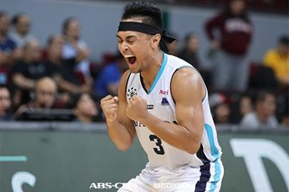 UAAP: Chauca has lofty goals in lone season with Adamson