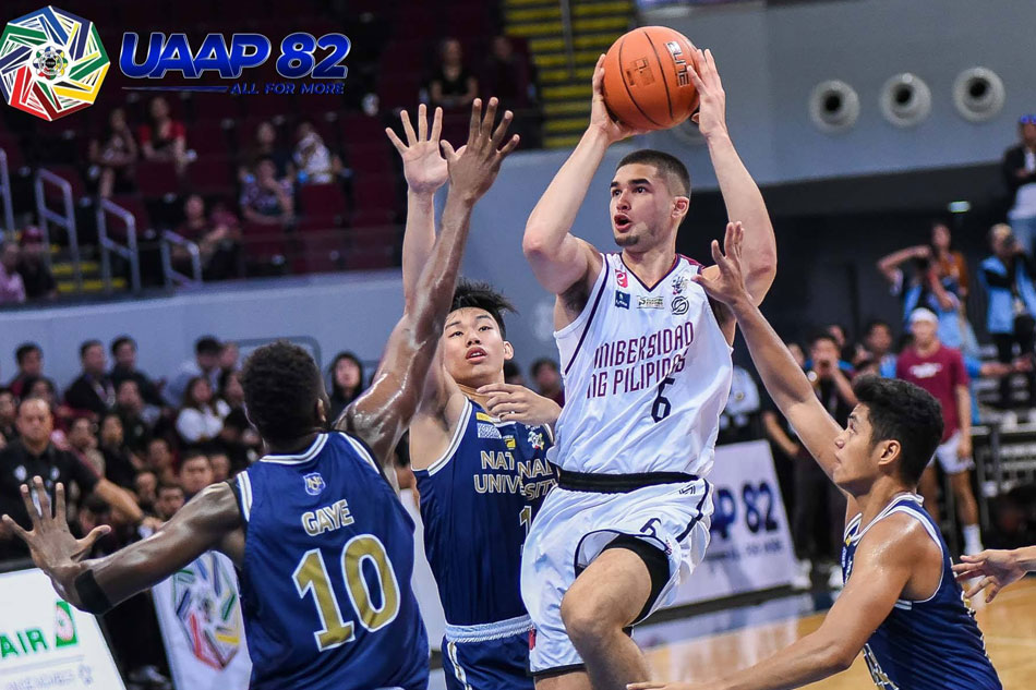 WATCH: Kobe Paras delivers another monster game in UP's win over NU