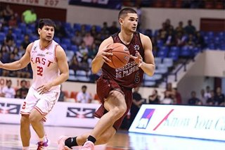 UAAP: UP's Kobe Paras makes immediate impact, cops Player of the Week nod