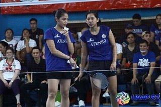 UAAP: Reigning titlist Ateneo secures berth in women's badminton semis