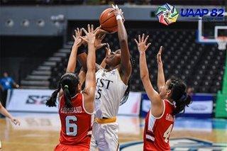 UAAP: UST bucks slow start to turn back UE in women's basketball