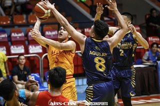 NCAA: Mapua fends off JRU to extend winning streak