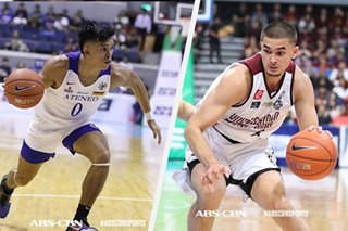 LIVE BLOG: Ateneo Blue Eagles vs UP Fighting Maroons (UAAP 82, 1st round)