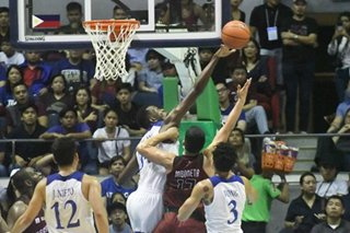 SLIDESHOW: Ateneo-UP clash, the center of local hoops on Sunday