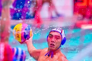 Why Fil-Am water-polo athlete waxes sentimental over coming SEA Games