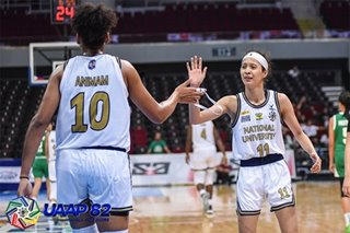 UAAP: NU blasts La Salle, extends win streak to 88 in women's basketball