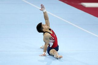 Gymnastics: Carlos Yulo is 2nd Filipino to gain Olympic spot