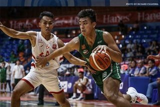 NCAA: Gutang refuses to let flu keep him from helping CSB