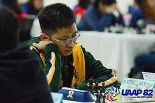 UAAP 82: FEU surges past NU in men's chess