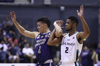 UAAP 82: Adamson zooms past NU to arrest 4-game slide