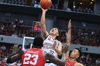 UAAP 82: Fighting Maroons survive upset-minded UE