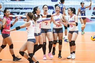 PVL: Creamline clinches top seed, Banko-Perlas claims semis berth