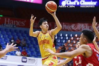 NCAA: San Sebastian inches closer to Final 4 after holding off Arellano