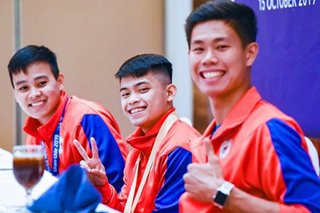 Why pole-vaulter EJ Obiena wants to work with gymnast Caloy Yulo