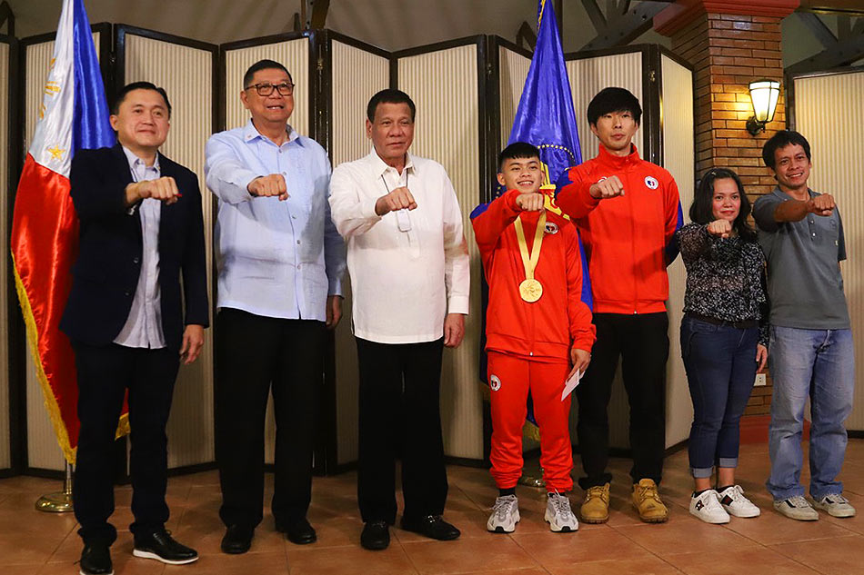 Duterte reward bumps up Carlos Yulo, Pinoy medalists' incentives haul