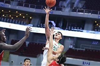 UAAP: Baltazar battles through fever to put up monster numbers for La Salle