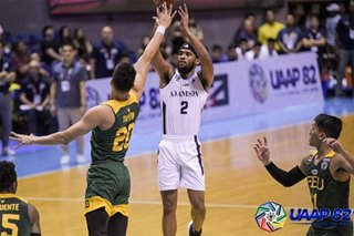 UAAP: Ahanmisi's struggles prove costly for Adamson
