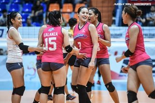 PVL: Creamline completes 16-game elimination-round sweep