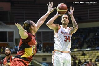 PBA: Fajardo's injury is 'devastating,' says Standhardinger