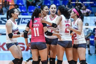 PVL: Streaking Creamline tops Motolite, a win away from finals trip