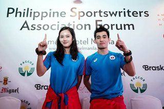 PH wushu team can't wait to test SEA Games venue to maximize home edge