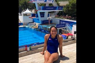 SEA Games: Because of scoliosis, Pinay ex gymnast finds new calling as diver