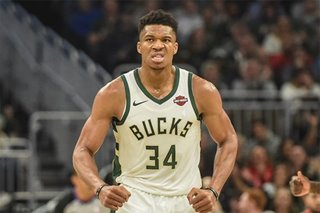 NBA: Giannis, Bucks outgun Lakers