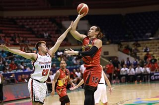 PBA: San Miguel escapes Blackwater, snaps 2-game skid