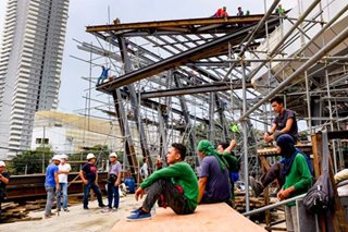 SEA Games-related construction continues
