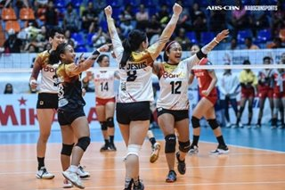 PVL: Perlas Spikers dominate Motolite, near podium finish