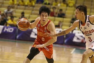 NCAA: Ilagan ready to take on bigger role for San Sebastian next year
