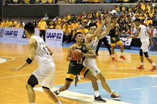 UAAP: Regret for FEU's Gonzales after succumbing to cramps in knockout game