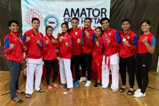 PH karate team hoping to surpass medal haul from 2017 SEA Games