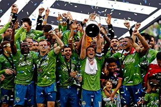 Football: Seattle defeats Toronto 3-1 to capture MLS Cup final