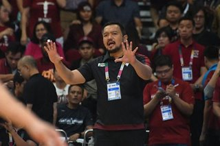 UAAP 82: Coach Bo noncommittal about coaching future, but resting an option