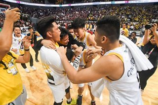 SLIDESHOW: Growling Tigers punch golden ticket to UAAP 82 finals